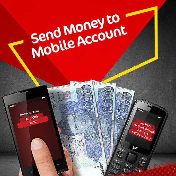 Send Money to Mobile Account