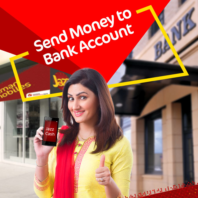 Send Money to Bank Account