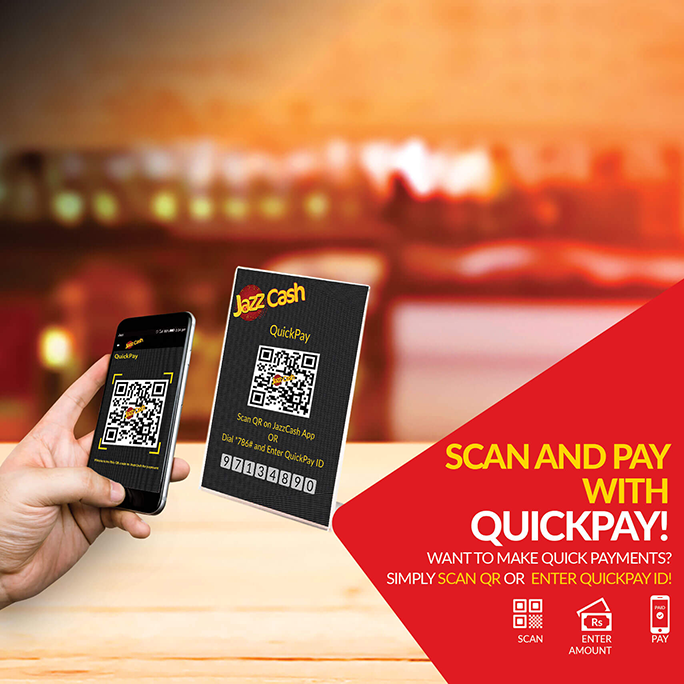 QuickPay - JazzCash