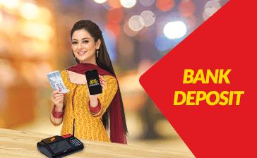 Bank Deposit - JazzCash