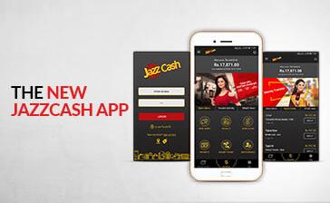 JazzCash App - JazzCash