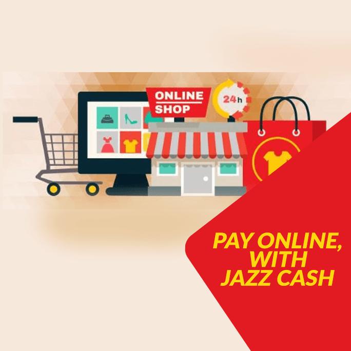 Online Payments - JazzCash